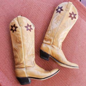 ACME Vintage Cowboy Boots